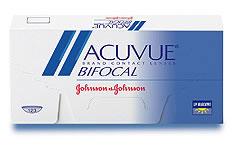 Acuvue Bifocal - Soczewki Wieloogniskowe