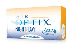 Air Optix Night and Day Aqua - 3 soczewki