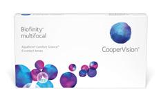 Soczewki Kontaktowe Biofinity Multifocal