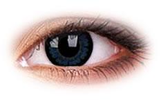 Kolorowe Soczewki Kontaktowe ColourVue Big Eyes Cool Blue