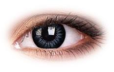 Kolorowe Soczewki Kontaktowe ColourVue Big Eyes Evening Grey