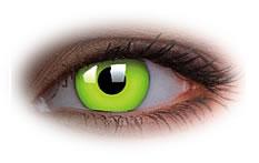 Kolorowe Soczewki ColourVue Glow Green