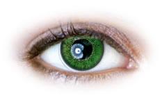 Soczewki Kontaktowe Neo Cosmo Zielone (N232)