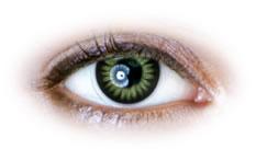 Soczewki Kontaktowe Neo Cosmo Green Colour Ring (N022)