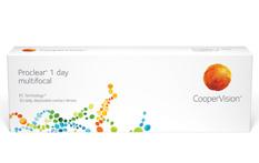 Soczewki Kontaktowe Proclear 1 Day Multifocal
