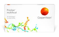 Soczewki Kontaktowe Proclear Multifocal
